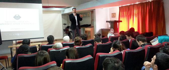 Mesleki Rehberlik Seminerlerine Kayseri'de Devam Edildi