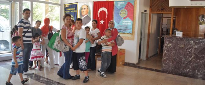 Yüksekokulumuz 7. Otizmli Çocuklar Yaz Kampına Katıldı.