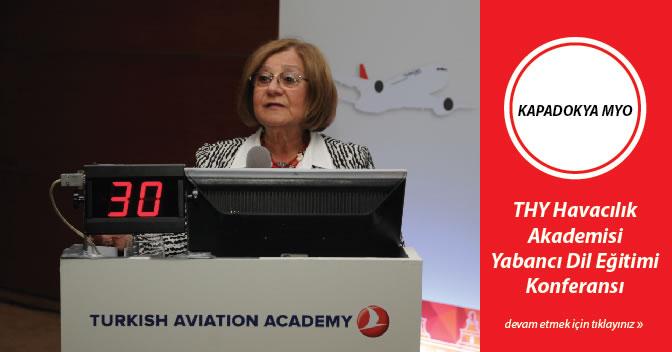 Havacılıkta Dil Eğitimi: Sektör - Eğitim Kurumları Koordinasyonu Konferansı