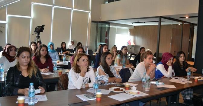 Doç. Dr. Ömer Engin Bulut TDB Akademi'de Eğitim Verdi