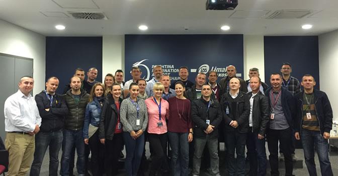 Limak Kosova Personeline Havacılık Eğitimi Verildi