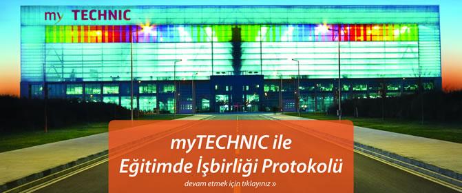 Kapadokya MYO ile myTECHNIC Arasında Eğitimde İşbirliği Protokolü İmzalandı