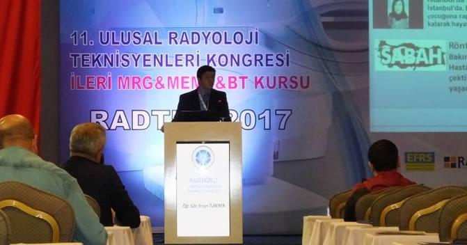 RADTEK2017 Radyoloji Teknisyenleri 11. Kongresi