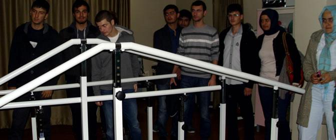 Fizyoterapi Programı Öğrencilerinin Hastane Ziyareti