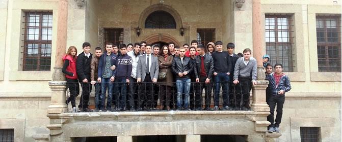 Üniversite Adayları Okulumuzu Ziyaret Etti