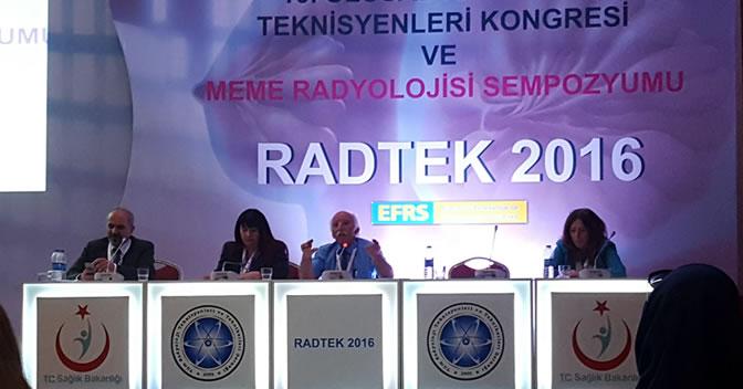 10. Ulusal Radyoloji Teknisyenleri Kongresi
