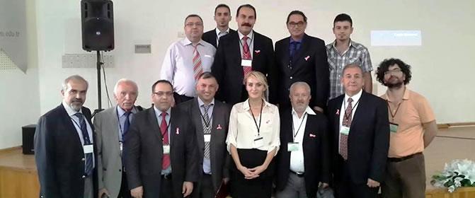 Öğretim Görevlilerimiz Kıbrıs Radyoteknoloji Günlerinde
