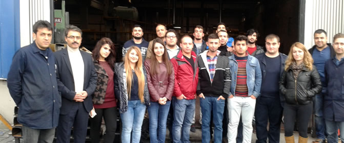 Nevşehir OSB Ziyareti
